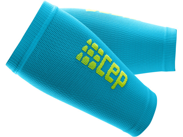 cep Forearm Sleeves Unisex hawaii blue/green